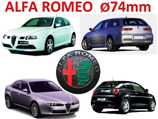 Alfa romeo 147 emblemat